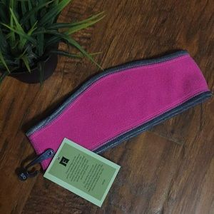 FREE w/ Bundle'Rose Viole' Micro Fleece Ear Warmer